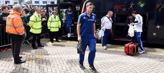 Kalas arrives at Cardiff