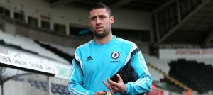 Cahill arrives at Swansea