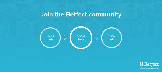 Join the Betfect community