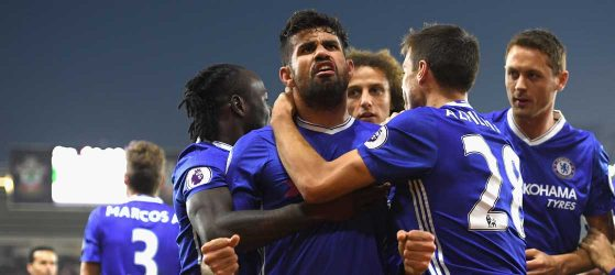 Costa at Southampton