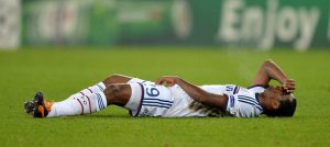 Eto'o injured against Basel