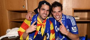 Fabregas and Dave