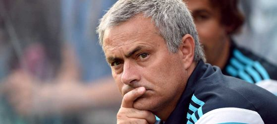 Jose, pensive against AFC Wimbledon
