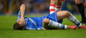 Oscar injured against Southampton