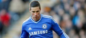 Torres in action against Hull City